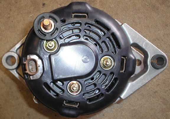 2 4l Turbo Alternator Harness Wiring Diagram
